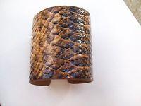 #michaelkors #snakeskinbracelet #cuffbracelet #designerjewelry #costumejewelry
