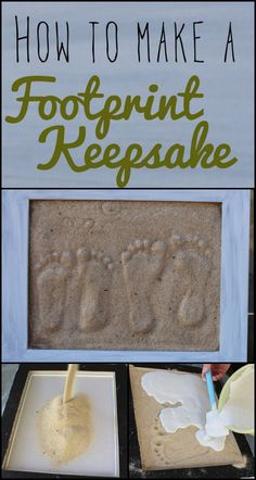 Thinking of a great activity to do with the kids? Here's a project to encapsulate just how little they once were!  http://craft.ideas2live4.com/2016/02/26/diy-sand-footprint-keepsakes/  Perfect family activity, especially during your summer outing/vacation!  You can also make one to give as gifts for mothers, fathers, grandpas or grandmas. :)