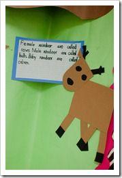 Reindeer Tree Map Idea