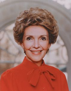 Nancy Reagan, survivor  http://www.womentribe.com/health/famous-women-who-survived-breast-cancer.html