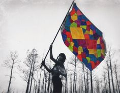 Alexandra Valenti's #Painted #Photos #photography #blackandwhite #art