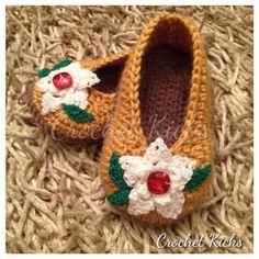 "CrochetKICKS: ""Tory"" sold Slippers, Crochet, Shoes, Fashion, Crocheting, Moda, Sneaker, Shoe, Shoes Outlet"