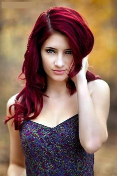 40 Popular Fall Hair Color Ideas You'll Love To Try In 2016