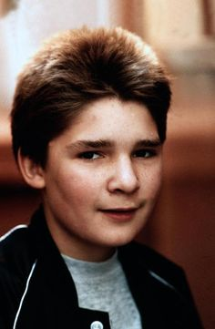Corey Feldman - used to love him as Mouth in The Goonies