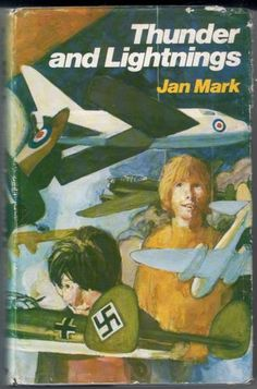 Thunder and Lightnings by Jan Mark. Everything young boys are into - military aircraft, airfix models and wide open countryside.