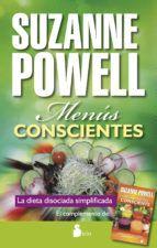 MENÚS CONSCIENTES - SUZANNE POWELL - 9788416233120, comprar libro