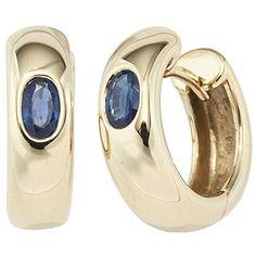 Damen-Creole 2 blaue Saphire 14 Karat (585) Gelbgold Dreambase http://www.amazon.de/dp/B00EYH0NZM/?m=A37R2BYHN7XPNV