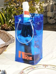 Special Offers - Bottle On Ice Ice bucket Wine Chiller Set of 3 - In stock & Free Shipping. You can save more money! Check It (July 09 2016 at 10:57PM) >> http://uniquewineglass.net/bottle-on-ice-ice-bucket-wine-chiller-set-of-3/