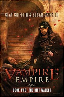 """Top Pick! Vampire Empire is one of the best fantasy series I've read, set in a unique post-apocalyptic world. The landscapes, the peoples, and the incredible gizmos will attack your senses. Their unforgettable characters will stay with you as the tale unwinds."" -RT Book Reviews,   4 1/2 stars (Gold; Phenomenal; In a class by itself.)"