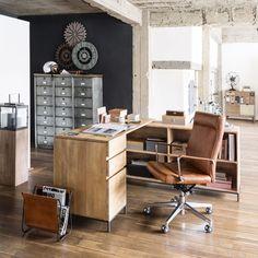 Bureaustoel Wit Leer Metalen Voet.9 Beste Afbeeldingen Van Kantoortje In 2020 Kantoor Aan Huis
