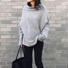 Водолазки и свитера: осень-зима 2015 - Fresh - Свежий взгляд на стиль