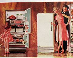 vintage frigidaire kitchen - Bing Images