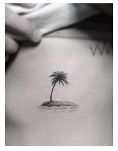 palm tree tattoo - Google Search