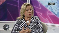 SBT Notícias entrevista a candidata a procuradora Sandra Cureau