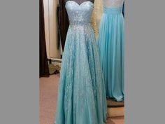 I got: Elsa! What Disney Inspired Prom Dress Should You Wear?