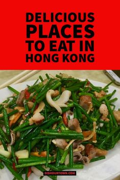 The best places to eat in Hong Kong with or without kids. We visit a neighborhood in Hong Kong, Mongkok where locals live and eat the best food. Hotel Dorsett Mongkok was our home. World Recipes, New Recipes, Restaurant Guide, Best Places To Eat, Amazing Places, Beautiful Places, Best Dishes, Foodie Travel, So Little Time
