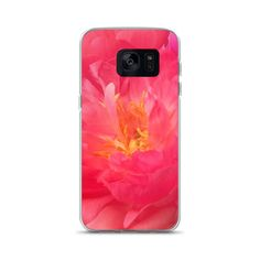 Excited to share the latest addition to my #etsy shop: Pink Peony Photo Case for Samsung Galaxy Phone / Nature Photo Case for Galaxy 7S, 7S Edge, 8S, 8S + / PNW Garden Photo Phone Case #accessories #cellphone #pink #mothersday #photocellcase #samsungcase #floralcellcase