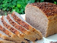 """Finger Millet, locally called """"madua """" is gluten free flour, full of calcium and minerals. It gives a nutty flavour to the bread"""