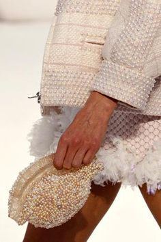 Chanel s s 2012 PEARLS!