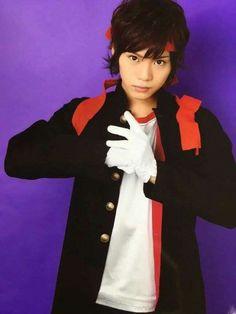 佐藤流司 RyujiSato Naruto Cosplay, Stage Play, Actors, Touken Ranbu, Sasuke, Samurai, Musicals, Japanese, Boys