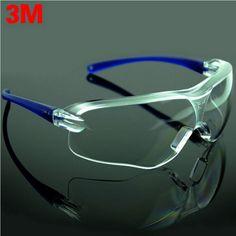3 M 10434 Óculos de Segurança Óculos Anti-vento Anti areia Óculos óculos de proteção Anti Nevoeiro Anti Resistente À Poeira Transparente