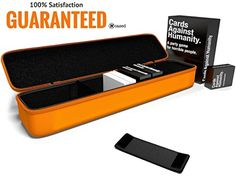 BRAND NEW ITEM** - N cased (orange) Hard Case for C. A. H...