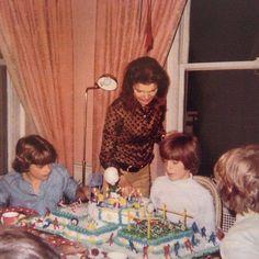 Birthday party for John, Jr. at 1040.