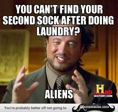 Ancient Aliens Meme