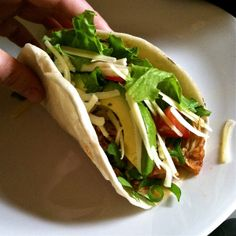 Crockpot Chicken Tacos... SERIOUSLY! - From Vania Kinney at Serving Up Fort Collins