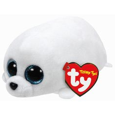Teeny Tys - Slippery Seal - Add Slippery the Seal to your super soft stack  of Teeny TYs - HawkinsBazaar c1e76f20a6de