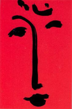 Henri Matisse #artwork #blackandred