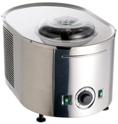 Lello 4080 Musso Lussino 1.5-Quart Ice Cream Maker, Stainless by Lello. $679.95. Housing, bowl, paddle made of stainless steel for easy cleaning. 12 inches wide, 11 inches high, 18 inches deep; weighs 38 pounds. 1-1/2-quart capacity bowl freezes 3 quarts of ice cream or sorbet per hour. Fully automatic: pour ingredients into bowl, press two buttons. Timer controls operation for different frozen confections. Amazon.com                Fully automatic and precisely ...