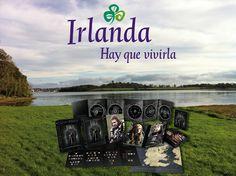 Gana un viaje a Irlanda para 2 personas con Juego de Tronos