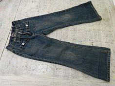Calça Jeans Gymboree - 6 - R$ 35,00 no MercadoLivre