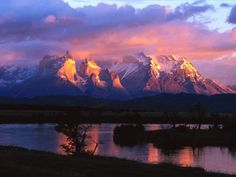 Torres del Paine, Chile - my number 1 for the last 10 years. Someday.....