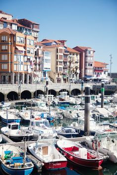 Basque seaside, Euskal Herria - Basque Country- Definitely want to go here before I die