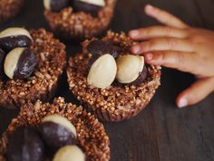 Raw chocolate & tahini easter eggs and too-good-to-be-true healthy chocolate crackles