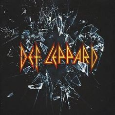 Def Leppard - Def Leppard 2 LP Track Listing - Let's Go - Dangerous - Man Enough - We Belong - Invincible - Sea Of Love - Energized - All Time High - Battle Of My Own - Broke'N'Brokenhearted - Forever