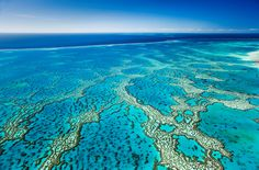 From the Pyramids of Giza in Egypt to the Great Barrier Reef in Australia, here's a list of some of world's iconic attractions and how they look from the sky.