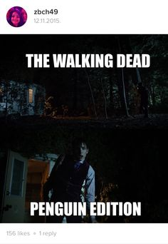 Did they forget Robin Taylor WAS in the walking dead?
