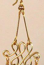 Chandeliers earrings
