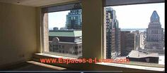 """Superb class """"A"""" Office McGill College Sector 3,100-25,000 sf"""