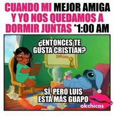 Lilo y Stich meme Funny Spanish Memes, Stupid Funny Memes, Hilarious, Funy Memes, Mexican Memes, Card Captor, New Memes, Disney Memes, Best Friends