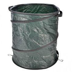Gartensack gruen Pop up Laubsack Gartenabfallsack Gartentasche Jetzt wird Gartenabfall- und Laub sammeln so leicht wie noch nie. Sie suchen einen praktischen und unkomplizierten Gartenhelfer - hier haben wir sie, die ultimative, unverzichtbare Laub- und Abfalltasche. Die drei stabilen Tragegriffe ermöglichen einen bequemen Transport und ein leichtes Entleeren. Ein äußerst strapazierfähiges und wasserabweisendes Gewebe zeichnet diese Tasche aus. Der Pop up Laubsack ist selbstaufstellend…