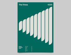 ALBUM ANATOMY / The Vines / 2002, by Duane Dalton