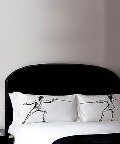 Look what I found on #zulily! Fencing Pillowfight Pillowcase Set by RoyalKane #zulilyfinds