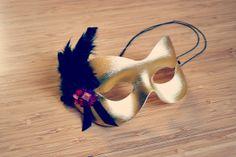 DIY masquerade masks!