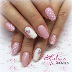 90 strong early spring nails art designs for this 2019 season - toda . - 90 powerful early spring nails art designs for this 2019 season – – today pin 90 powerful early - Simple Nail Art Designs, Nail Designs Spring, Gel Nail Designs, Easy Nail Art, Fingernail Designs, Nails Design, Winter Nails, Summer Nails, Fall Nails