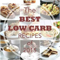 The best low carb, grain-free, and ketogenic recipes of From soup to nuts to decadent desserts, there's sure to be something you'll love! It is always so fun to look back over th… donut recipe all day i dream about food The Best Low Carb Recipes of 2015 Atkins Recipes, Ketogenic Recipes, Diet Recipes, Healthy Recipes, Diabetic Recipes, Ketogenic Diet, Best Low Carb Recipes, Sugar Free Recipes, Favorite Recipes