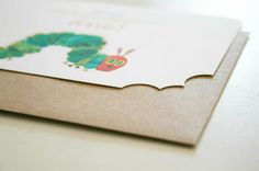 Invites: one very hungry little caterpillar...